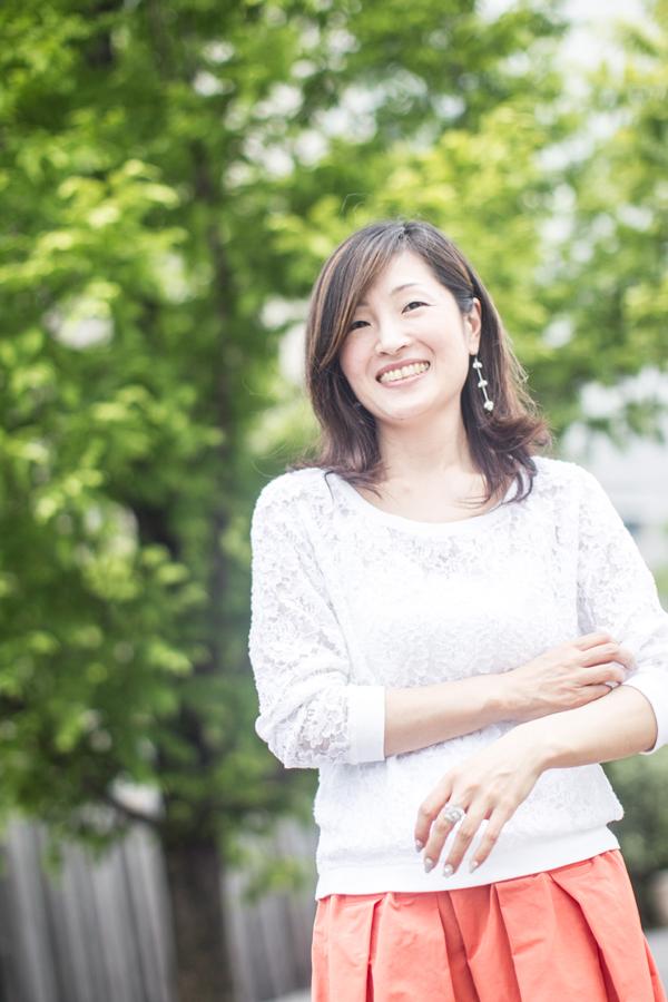 女性社長 プロフィール写真