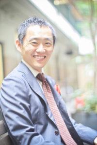 社長のプロフィール写真